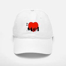 I Love Mel Baseball Baseball Cap