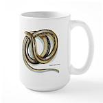 Glass Lizard Snake Large Mug