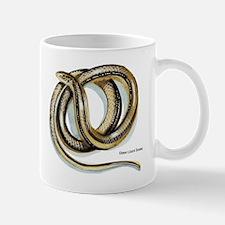 Glass Lizard Snake Mug