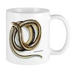 Glass Lizard Snake Mug