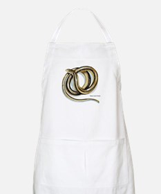 Glass Lizard Snake BBQ Apron