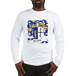 Brandt Family Crest Long Sleeve T-Shirt