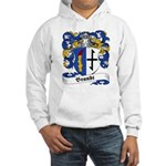 Brandt Family Crest Hooded Sweatshirt