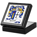 Brandt Family Crest Keepsake Box