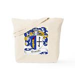 Brandt Family Crest Tote Bag