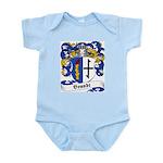 Brandt Family Crest Infant Creeper