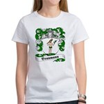 Braumann Family Crest Women's T-Shirt