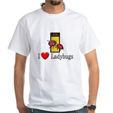 I Love Ladybugs Shirt