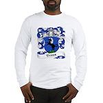 Braun Family Crest Long Sleeve T-Shirt