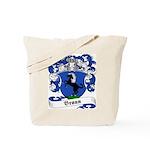 Braun Family Crest Tote Bag