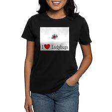 I Love Ladybugs Tee