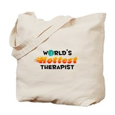 World's Hottest Thera.. (C) Tote Bag