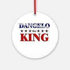 DANGELO for king Ornament (Round)
