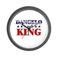 DANGELO for king Wall Clock