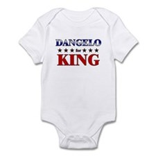 DANGELO for king Infant Bodysuit