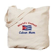 Coolest Cuban Mom Tote Bag