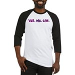 Yes We Can Peace Baseball Jersey