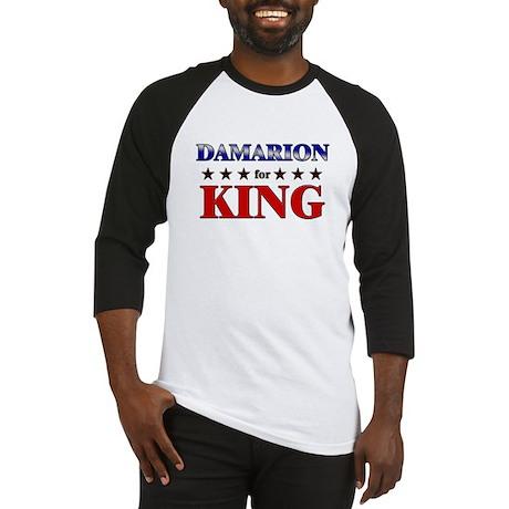 DAMARION for king Baseball Jersey