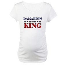 DAMARION for king Shirt
