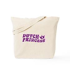 Dutch Princess Tote Bag