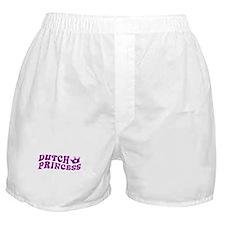 Dutch Princess Boxer Shorts