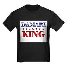 DAMARI for king T