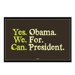 Yes We Can Postcards (Package of 8)