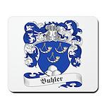 Buhler Family Crest Mousepad