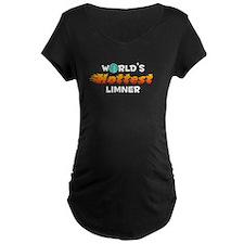 World's Hottest Limner (D) T-Shirt