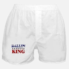 DALLIN for king Boxer Shorts