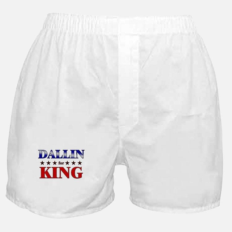 DALLIN for king Boxer Shorts