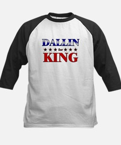 DALLIN for king Kids Baseball Jersey