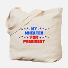 Wheaten PRESIDENT Tote Bag