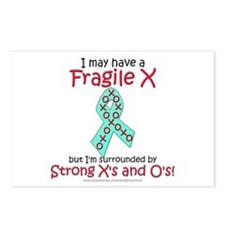 Strong XOs Postcards (Package of 8)