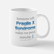 Fragile X Pride Mug