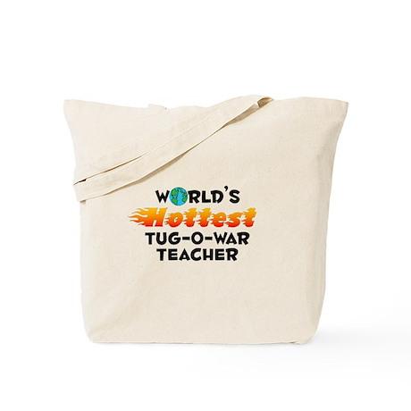 World's Hottest Tug-o.. (C) Tote Bag