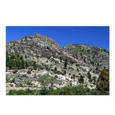Sunny Sierras Postcards (Package of 8)