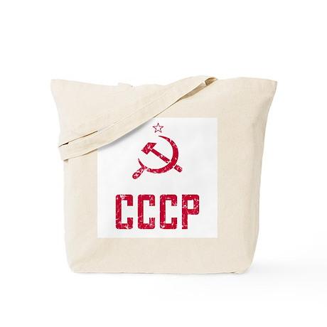 Vintage CCCP/USSR Tote Bag