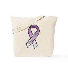 Aussie Terrier RibbonF Tote Bag