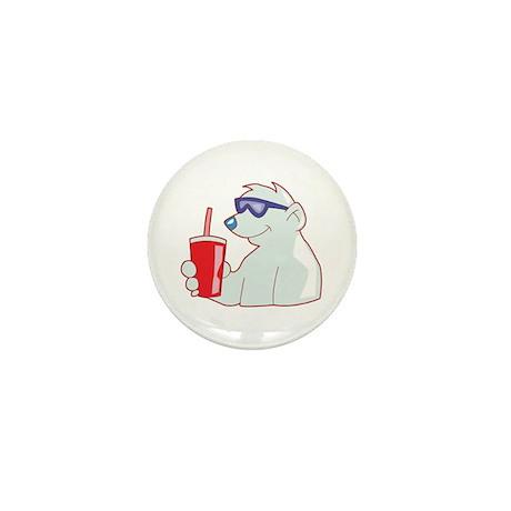 Cool Bear Mini Button (100 pack)