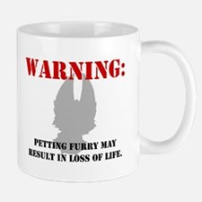 Team Fur - Furry Small Small Mug