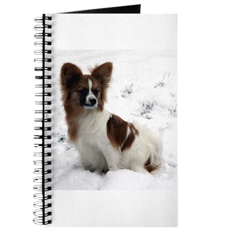 Papillion in the Snow Journal