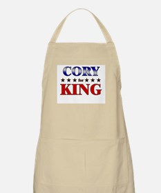 CORY for king BBQ Apron
