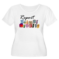 Report Animal Cruelty T-Shirt