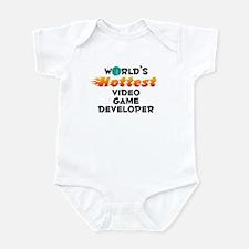 World's Hottest Video.. (C) Infant Bodysuit