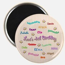 "Cute One of a kind 2.25"" Magnet (10 pack)"