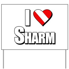 http://i3.cpcache.com/product/231660686/scuba_i_love_sharm_yard_sign.jpg?height=240&width=240