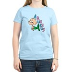 Aquarius Baby Women's Light T-Shirt