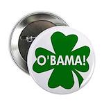 O'Bama! Shamrock Button (10 pack)