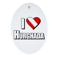 http://i3.cpcache.com/product/231665753/scuba_i_love_hurghada_oval_ornament.jpg?height=240&width=240